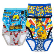 Lego 5-pk. Briefs - Boys 4-8