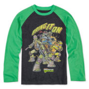 Teenage Mutant Ninja Turtles Long-Sleeve Tee - Boys 8-20