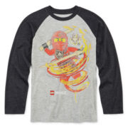 Ninjago Long-Sleeve Raglan Tee - Boys 8-20