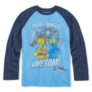 Lego Long-Sleeve Raglan Tee - Boys 8-20