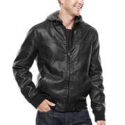 Levi's® Varsity Bomber Jacket with Hood