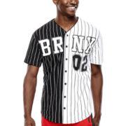 Masterpiece Bronx Baseball Jersey Shirt