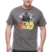 Star Wars™ Gang Short-Sleeve Graphic Tee - Big & Tall