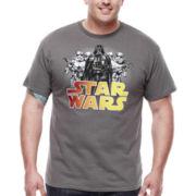 Star Wars™ Gang Short-Sleeve Graphic Tee - Big & Tall