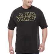 Star Wars™ Short-Sleeve Graphic Tee - Big & Tall