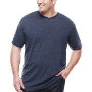 The Foundry Supply Co.™ Short-Sleeve V-Neck Tee - Big & Tall