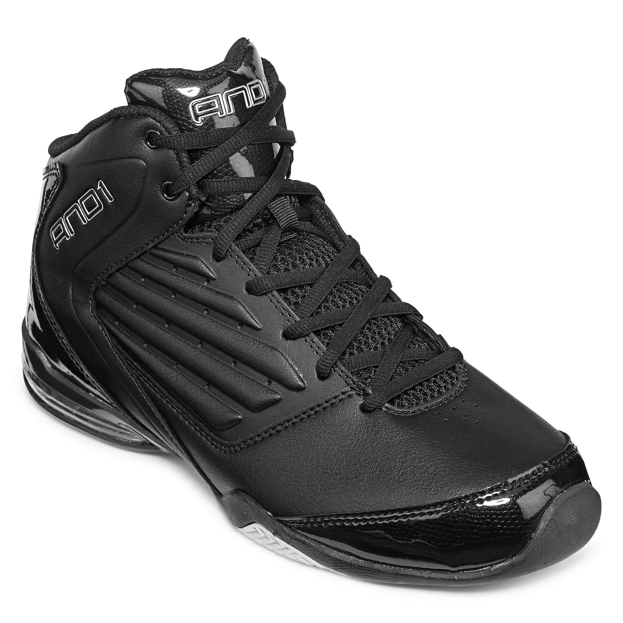 AND 1 Master 2 Mens Mid Basketball Shoes