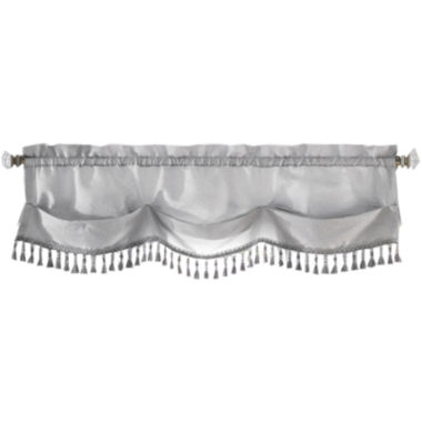 jcpenney.com | Croscill Classics® Luxembourg Rod-Pocket Tasseled Valance