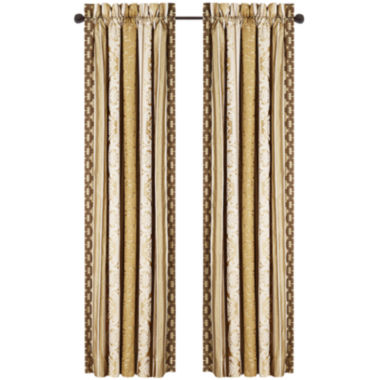 jcpenney.com |  Queen Street® Miliania 2-Pack Curtain Panels