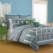 Collier Campbell Pondicherry Floral Comforter Set & Accessories