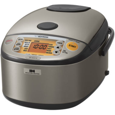 jcpenney.com | 5½-Cup Induction Heating System Rice Cooker and Warmer