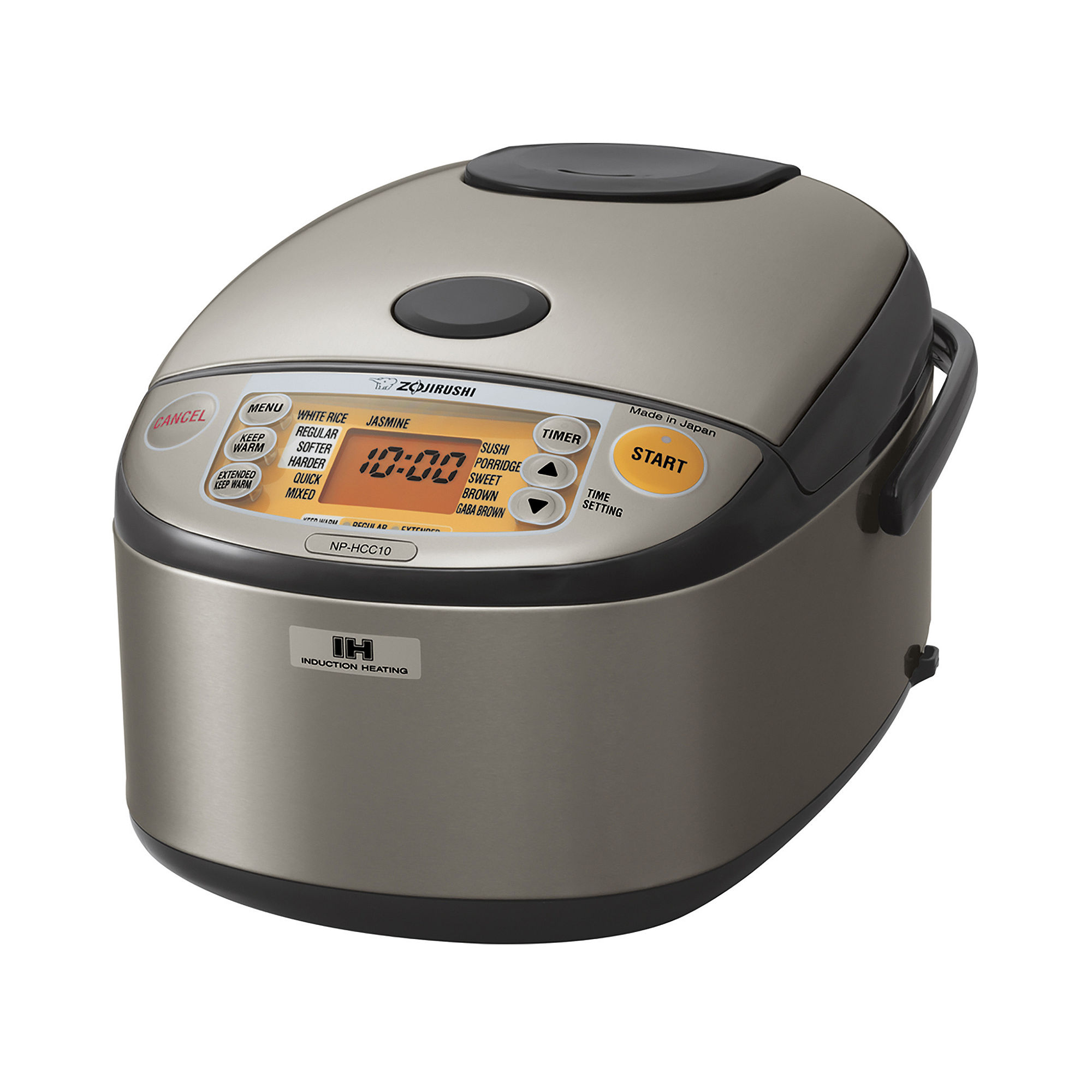 5-Cup Induction Heating System Rice Cooker and Warmer