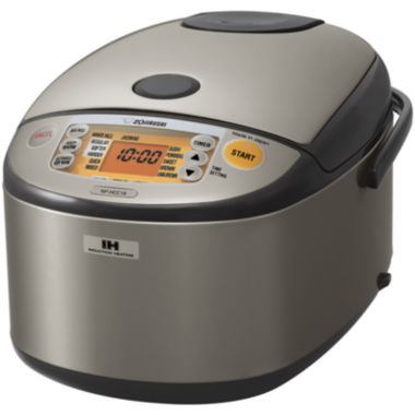 jcpenney.com | 10-Cup Induction Heating System Rice Cooker and Warmer