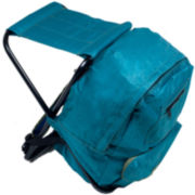 Gone Fishing™ Backpack with Built-In Seat