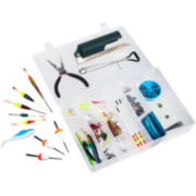 Gone Fishing™ Tackle Box and Lure Set