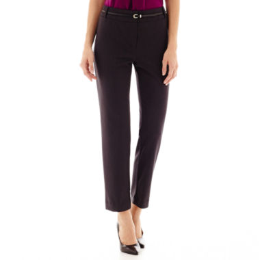 jcpenney.com | Liz Claiborne® Classic Emma Ankle Pants - Tall