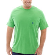 U.S. Polo Assn.® Short-Sleeve Pocket Tee
