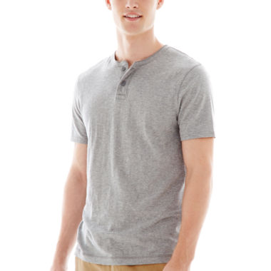jcpenney.com | Arizona Solid Henley