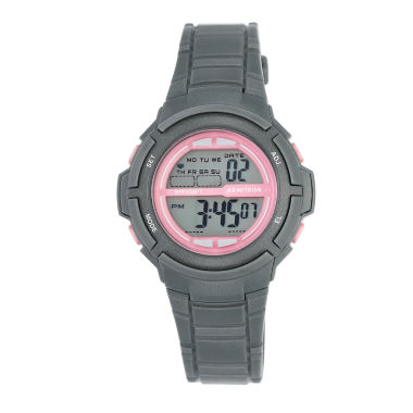 jcpenney.com | Armitron® Womens Gray and Pink Strap Watch