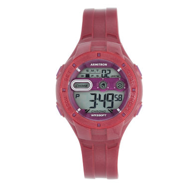jcpenney.com | Amitron® Red Strap Watch
