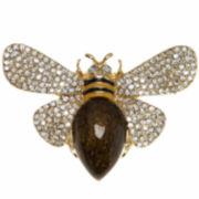 Gloria Vanderbilt Pin