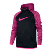 Nike® Therma Training Hoodie - Girls 7-16