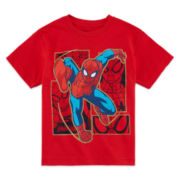 Marvel® Spidey Short-Sleeve Tee - Preschool Boys 4-7