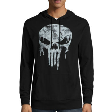 jcpenney.com | Marvel® Long-Sleeve Punisher Hoodie