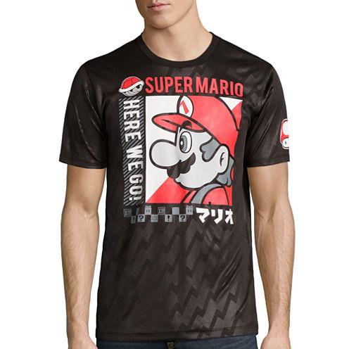 Nintendo® Short-Sleeve Super Mario Tee