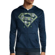 DC Comics® Long-Sleeve Superman Hoodie