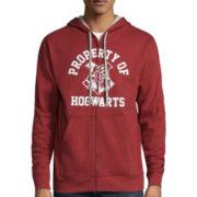 Harry Potter Long-Sleeve Hogwarts Hoodie