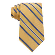 Stafford® Executive Stripe Silk Tie
