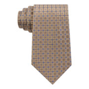 Stafford® Executive GNP Grid Silk Tie