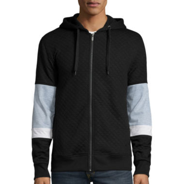 jcpenney.com | I Jeans By Buffalo® Eliot Long-Sleeve Zip-Up Hoodie