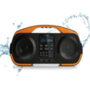 Memorex™ MW5552 FlexBeats Beach BoomBox