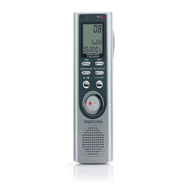 jcpenney.com | Memorex™ MB2059D 4GB Digital Voice Recorder