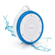 Memorex™ MW232 Bluetooth Splash Speaker w/ FM Radio