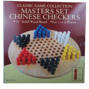 Chinese Checkers--Master's Set
