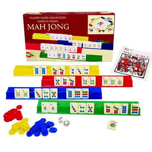 Travel Mahjong