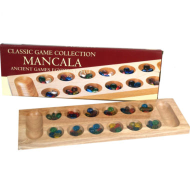 jcpenney.com | Deluxe Mancala W Colored Glass Beads
