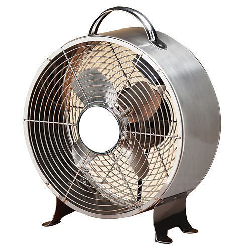 DecoBreeze™ Retro Metal Fan