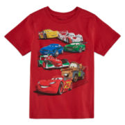 Disney® Cars Multi Graphic Tee