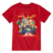 Disney® Here Comes Trouble Graphic Tee