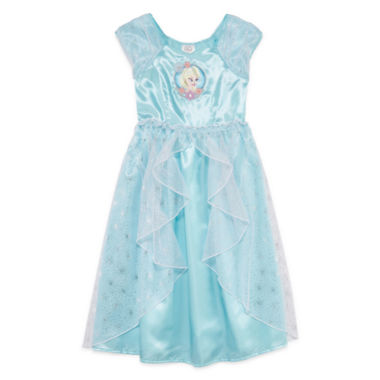 jcpenney.com | Disney Collection Cap-Sleeve Frozen Gown