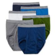 Stafford® 6-Pk. Cotton Full-Cut Briefs - Big & Tall