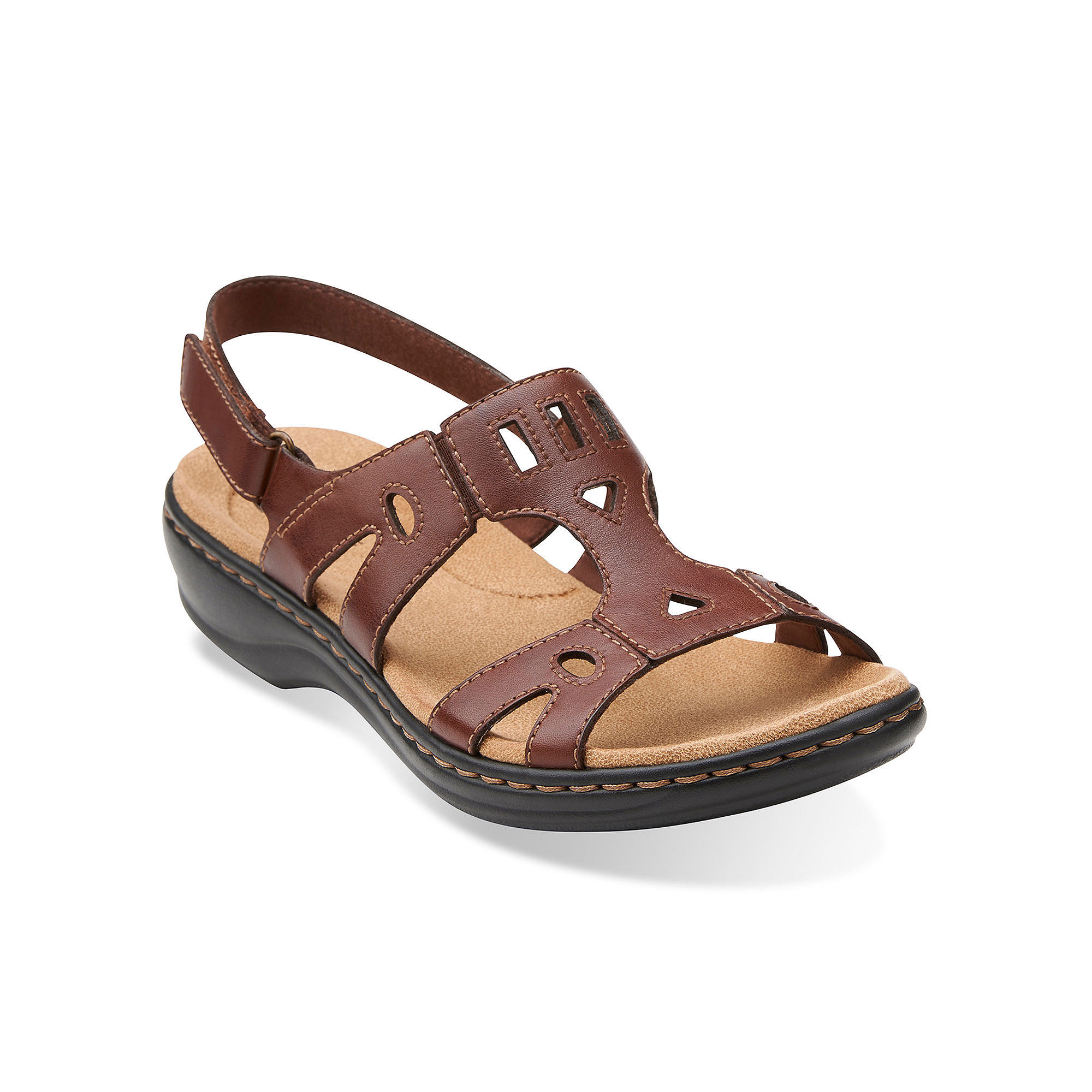 b7d4969ca0c1 UPC 889303910823 product image for Clarks Leisa Annual Leather Sandals