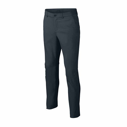 Nike Moisture Wicking Golf Pants-Big Kid Boys