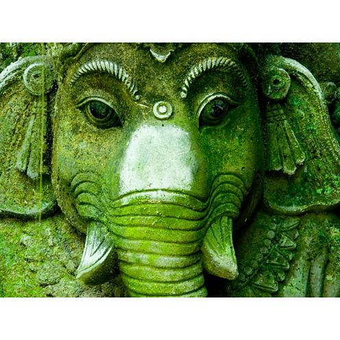 Oriental Furniture Ganesh Lord Of Beginnings Canvas Art