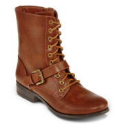 a.n.a® London Womens Lace-Up Boots