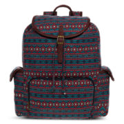 Olsenboye® Tribal Print Backpack